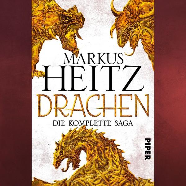 Drachen - Die komplette Saga - Taschenbuch