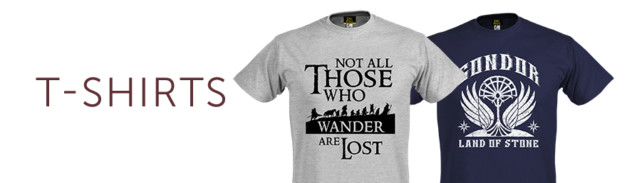 Der Herr der Ringe - T-Shirts