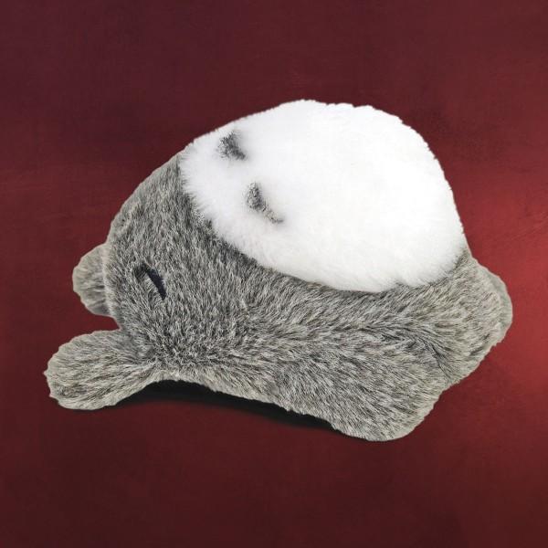 Schlafender Totoro Plüsch Figur 8 cm