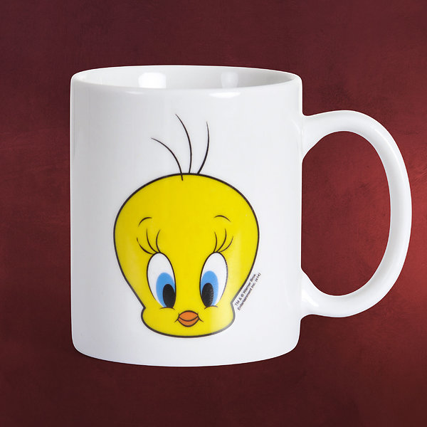 Looney Tunes - Tweety Face Tasse