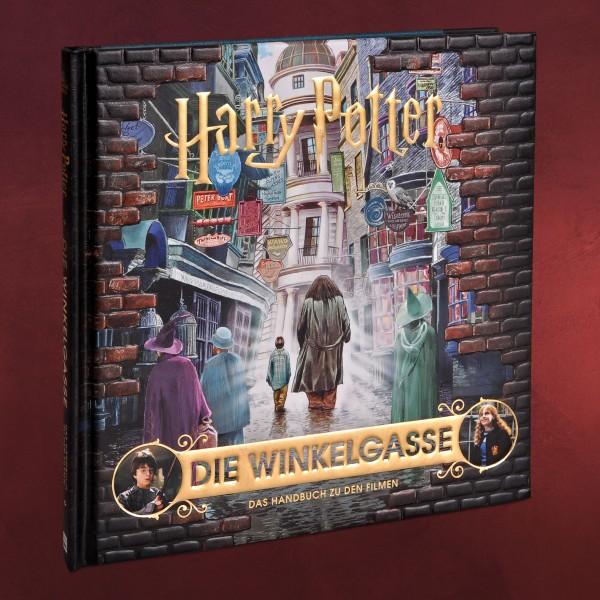 Winkelgasse - Das Handbuch zu den Harry Potter Filmen