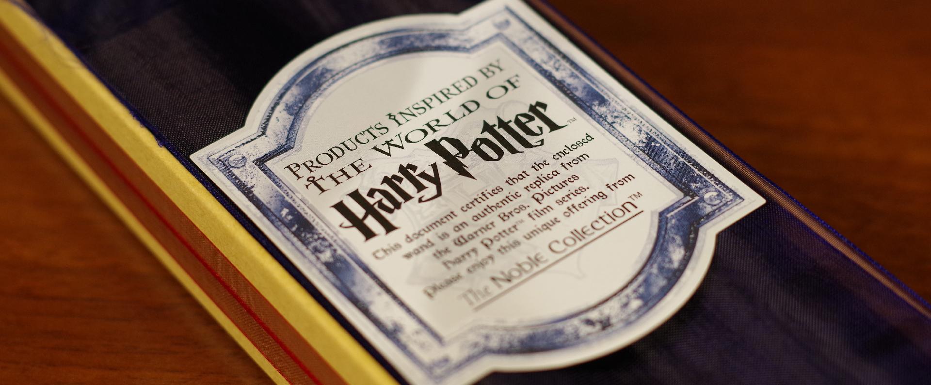 Harry Potter, Professor Dumbledore Zauberstab Ollivander Edition