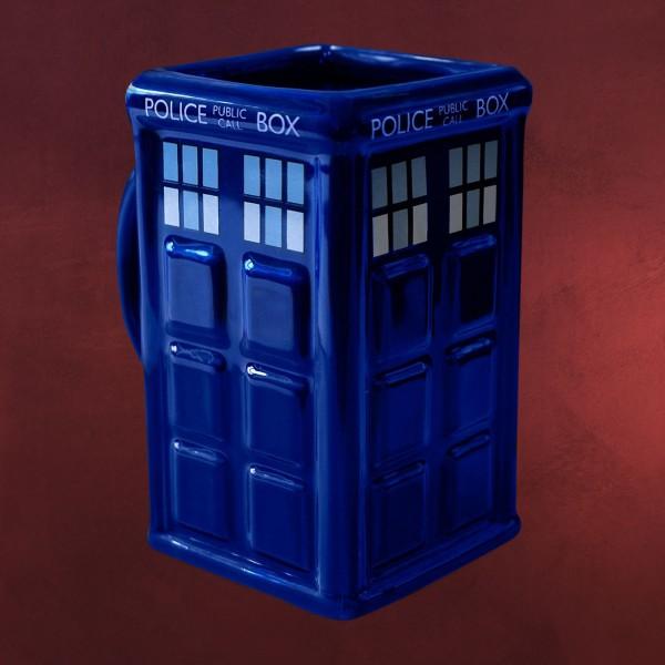 Doctor Who - Tardis 3D Tasse