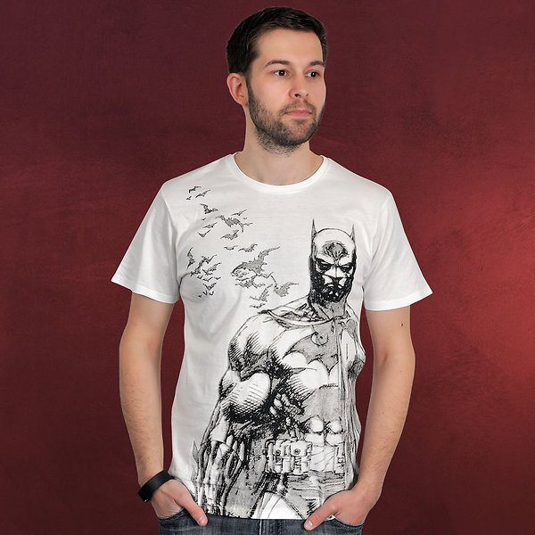 Batman - Bat Fly T-Shirt