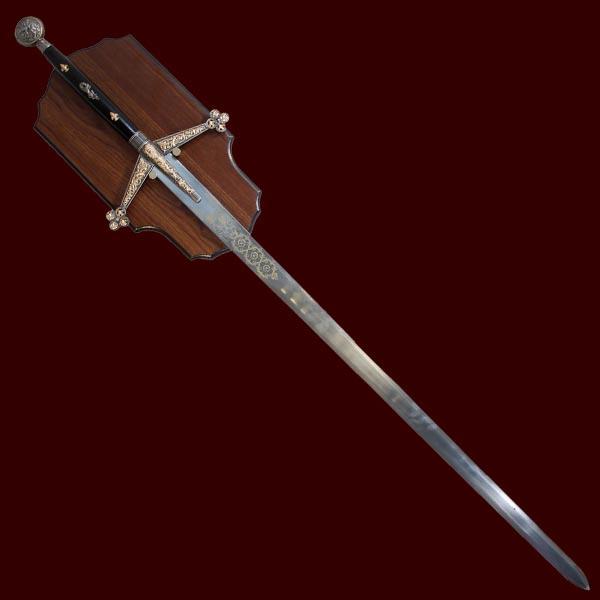 Lilien Schwert