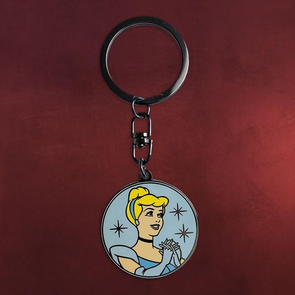 Cinderella - Porträt Schlüsselanhänger