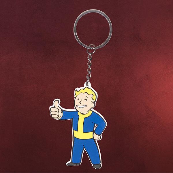 Fallout 4 - Vault Boy Schlüsselanhänger