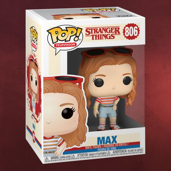 Stranger Things - Max in Mall Outfit Funko Pop Figur