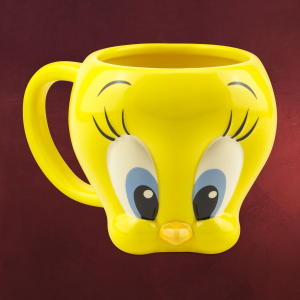 Looney Tunes - Tweety 3D Tasse