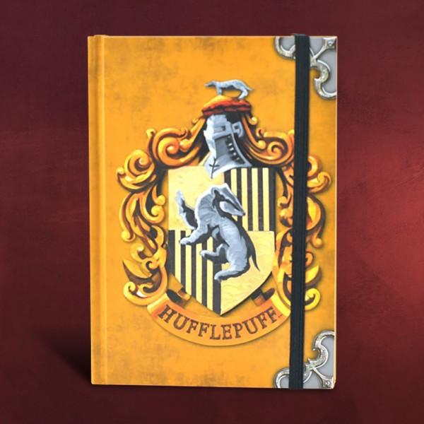Hufflepuff Notizbuch A6 - Harry Potter
