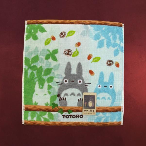 Totoro - Nature Mini-Handtuch