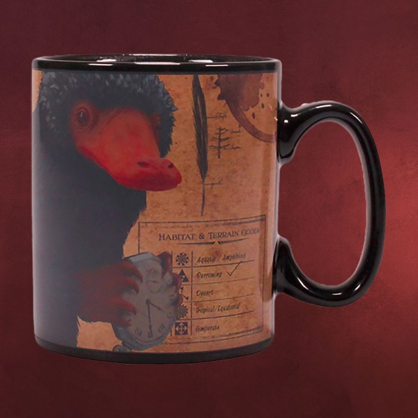 Have You Seen the Niffler Thermoeffekt Tasse - Phantastische Tierwesen
