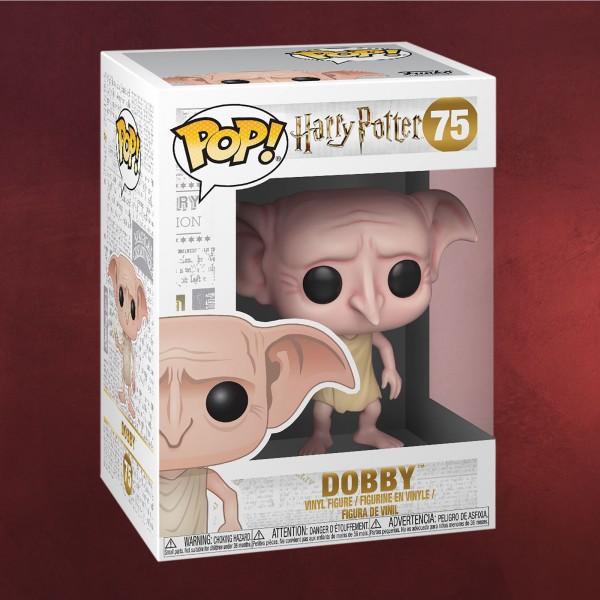 Harry Potter - Dobby Funko Pop Figur