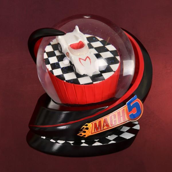 Speed Racer - Mach 5 Schneekugel