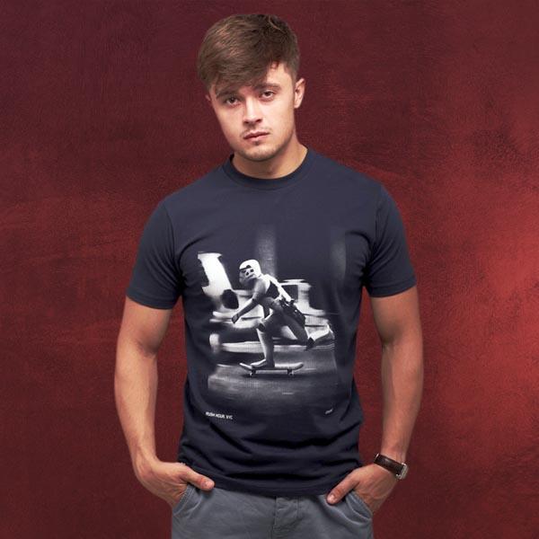 Star Wars Stormtrooper Rush Hour T Shirt Elbenwald