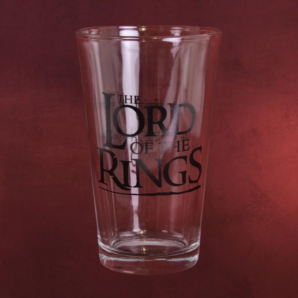 Herr der Ringe - Der Eine Ring Glas