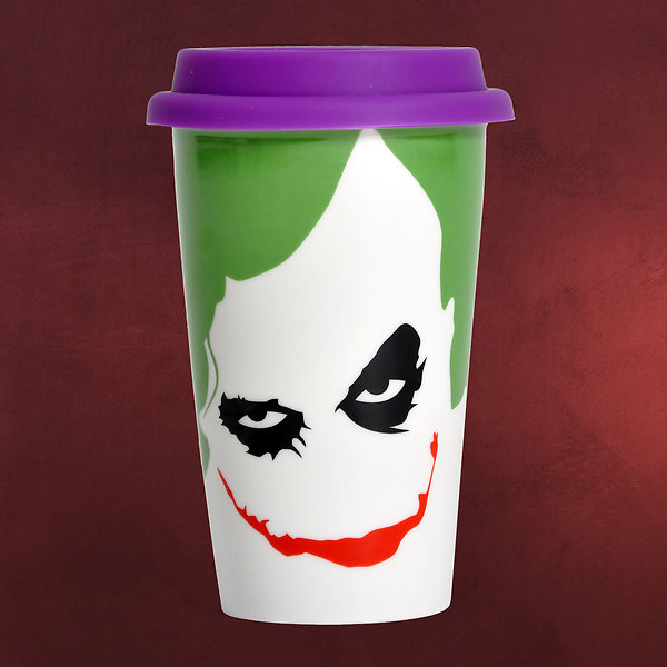 Batman - Joker To Go Becher