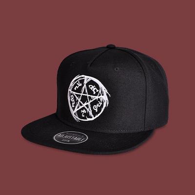 Supernatural - Teufelsfalle Snapback Cap